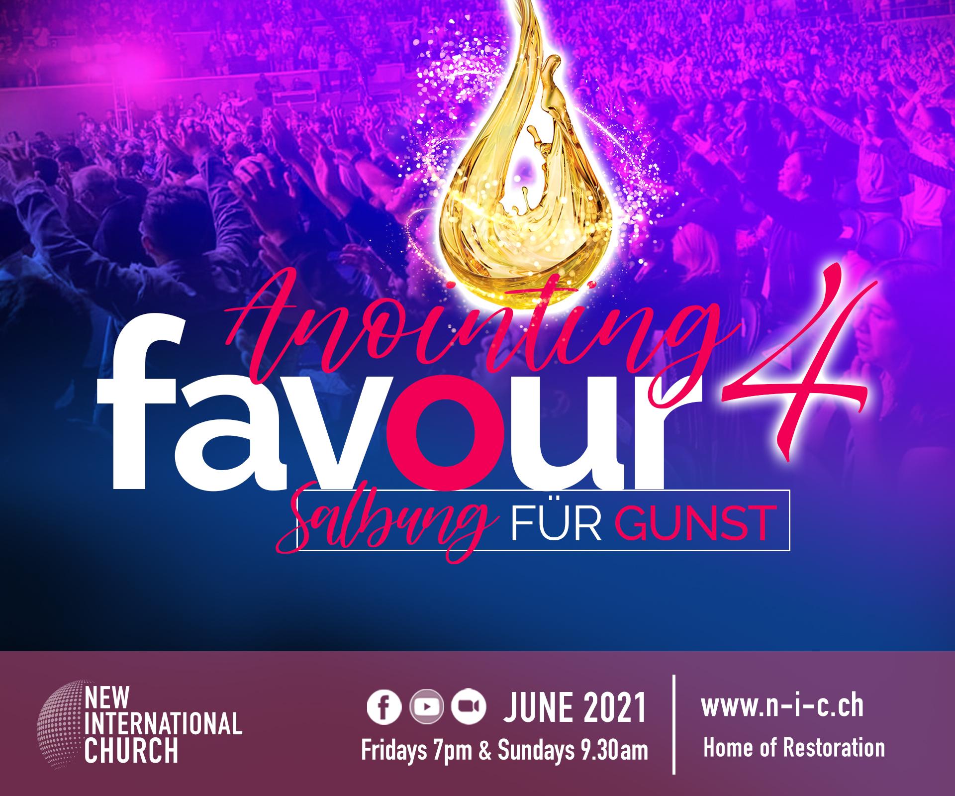 Prophetic Focus June