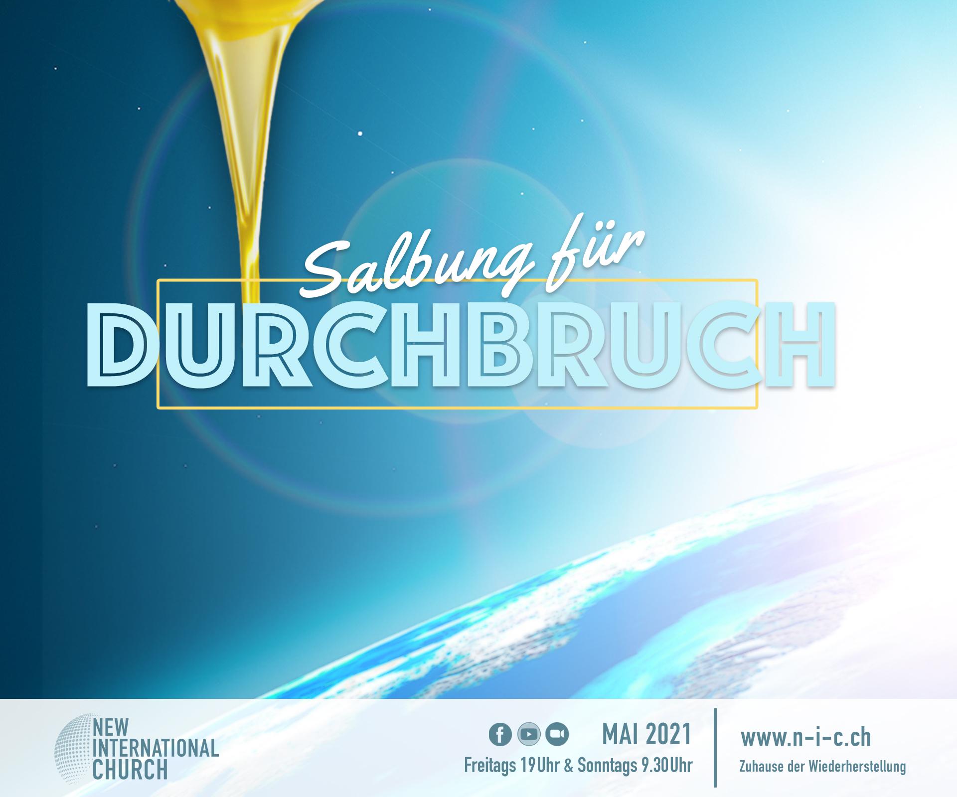 Prophetischer Fokus Mai