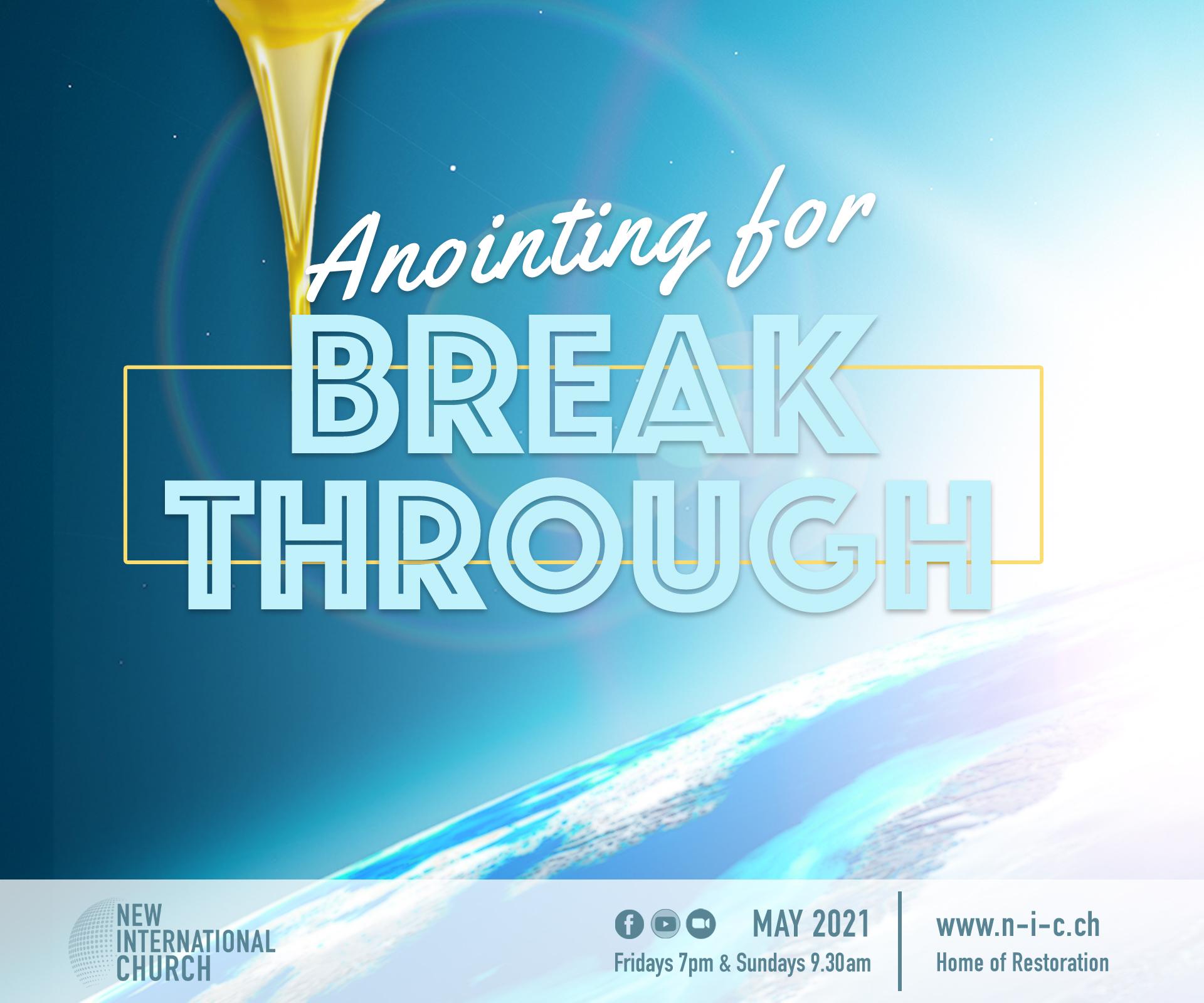 Prophetic Focus May